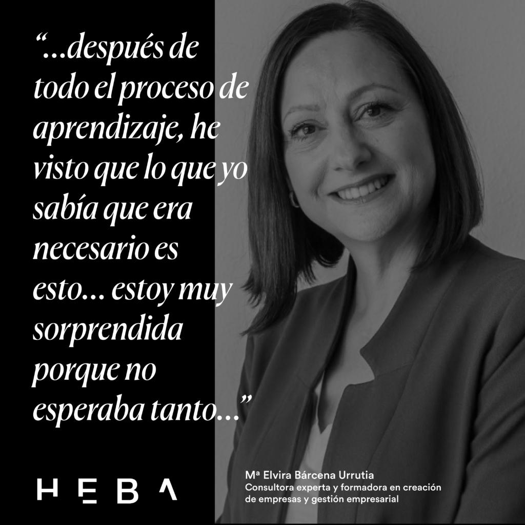 Testimonio de Elvira Bárcena-formación coachign profesional